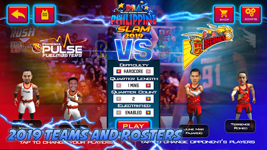 Philippine Slam 2019 – Basketball App Download For Android 4
