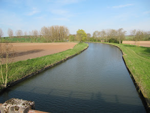 Photo: Day 23 - The Canal de la Marne ou Rhin