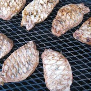 Grilled Balsamic Pork Chops.