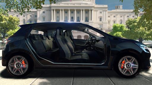Car Simulator Clio 1.2 screenshots 2