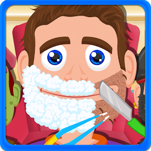 Beard Salon Shave Game for PC and MAC