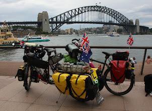 Photo: Year 2 Day 175 -  Big Boy and Sally at Sydney Harbour Bridge