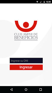 Club de Beneficios AMPHI- screenshot thumbnail