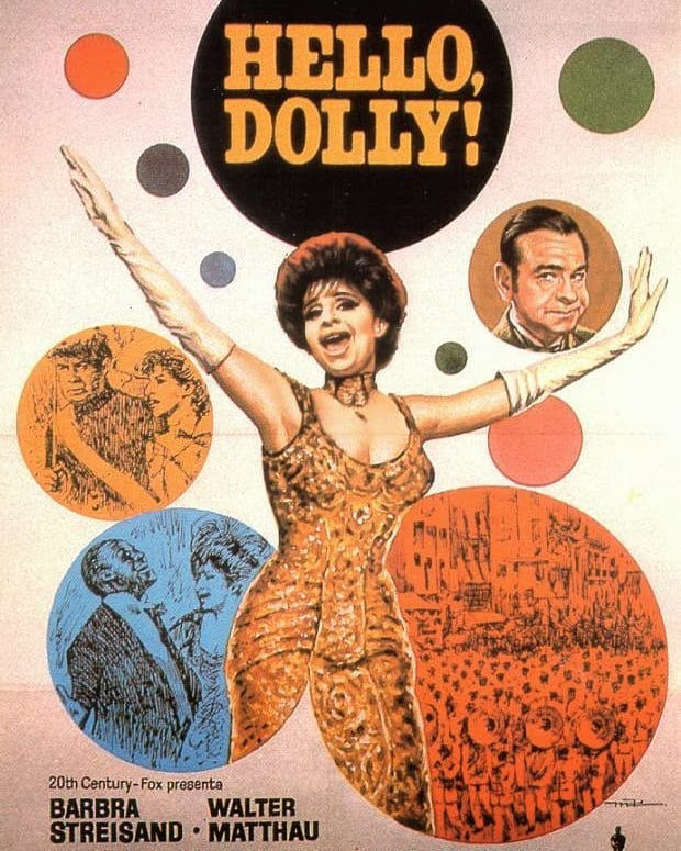 Hello Dolly! (1969, Gene Kelly)