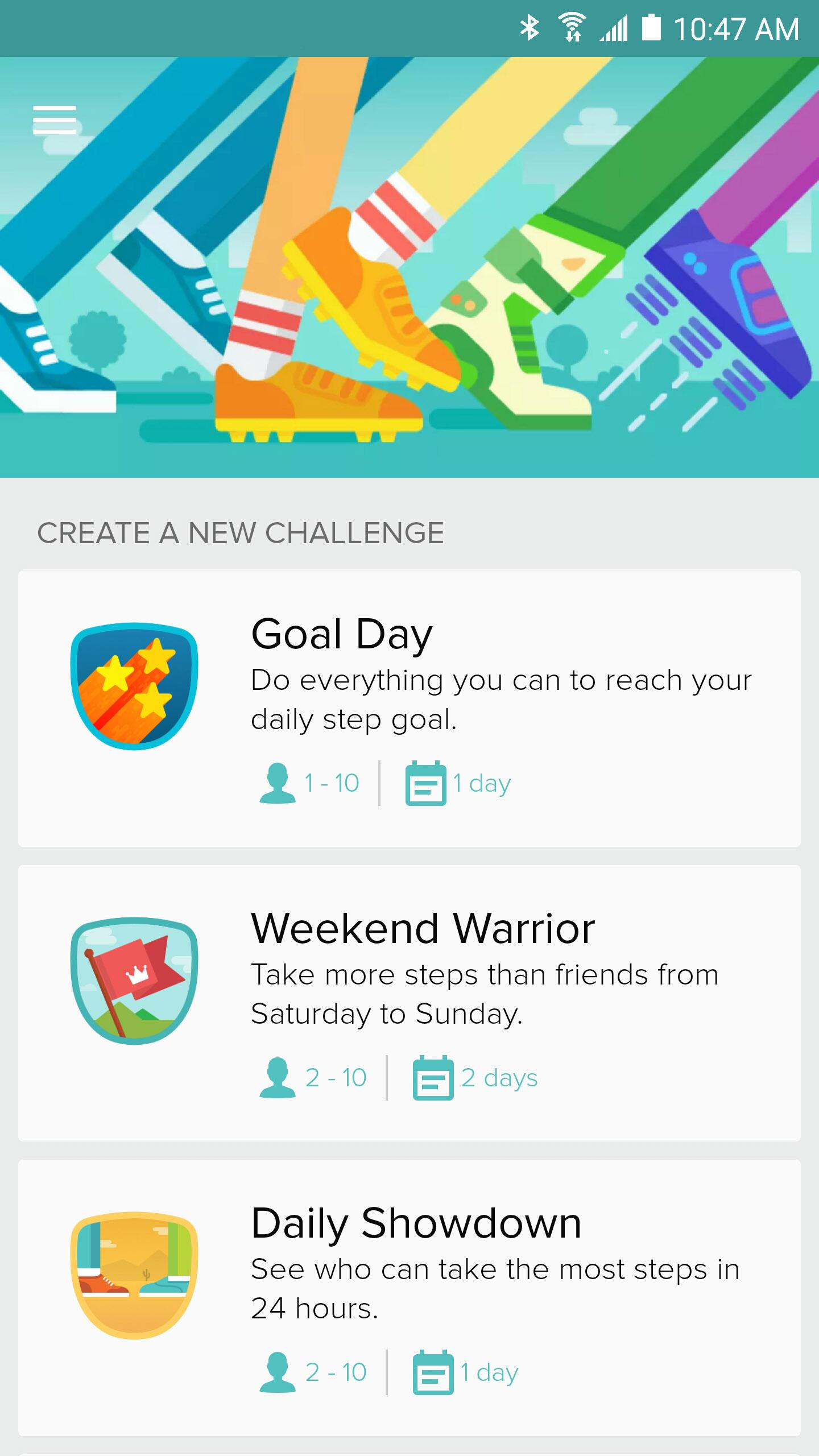 Fitbit screenshot #3