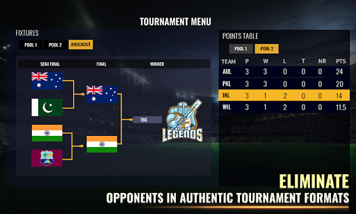 Sachin Saga Cricket Champions  screenshots 8