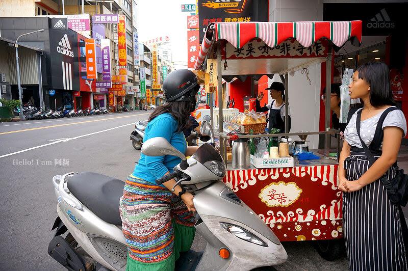 豐原行動咖啡三輪車,安朵咖啡-5
