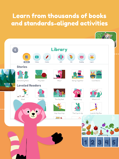 Khan Academy Kids: Free educational games & books 3.5.3 screenshots 19