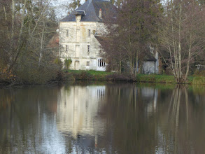 Photo: moulin de Chaalis