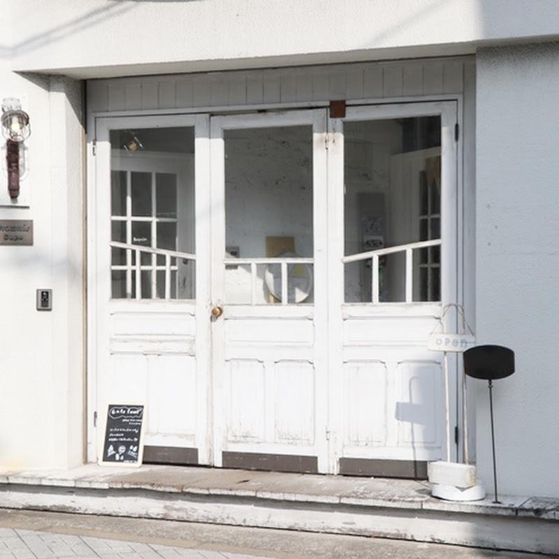 大阪市福島区にあるベーグルとキッシュのおいしいカフェ フエ° (fouet°)