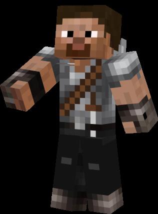 Adventurer 2Steve Edition Nova Skin