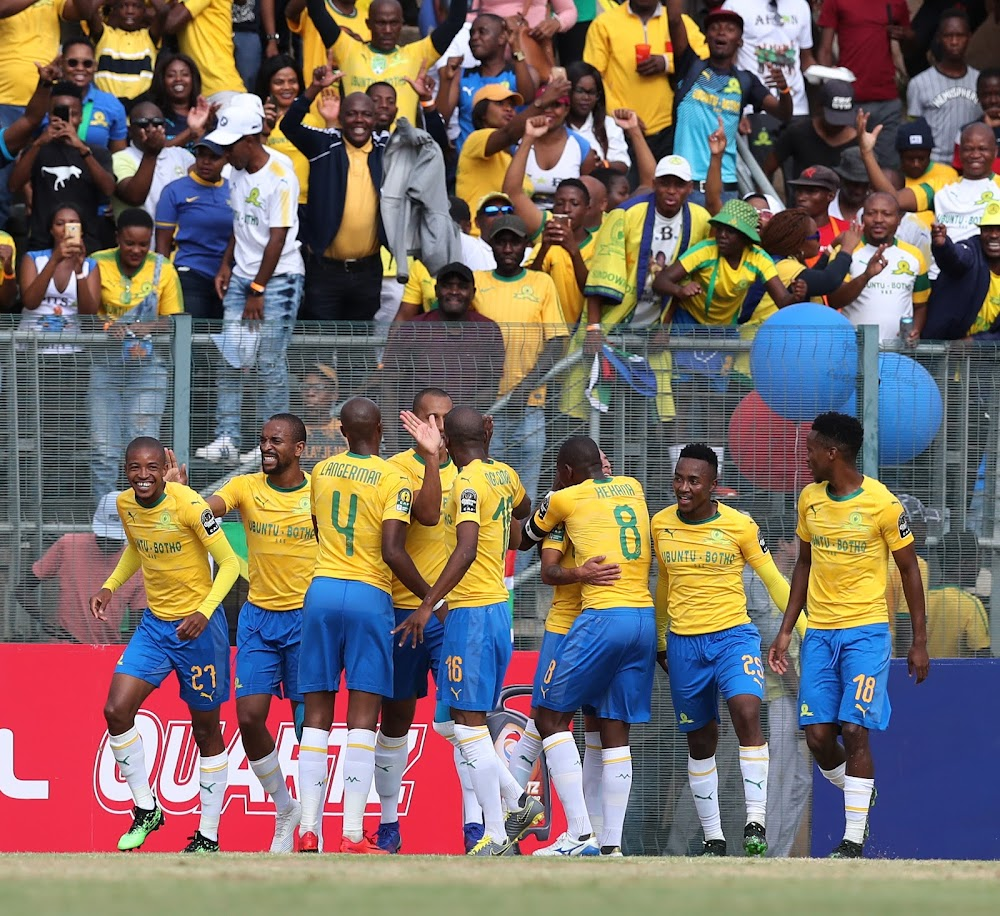 Sundowns starting to get foot on the gas as they face Petro de Luanda