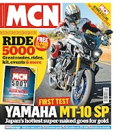 MCN Motorcycle News