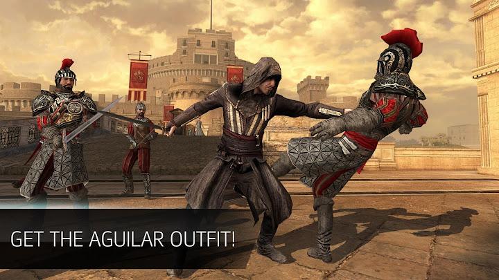 Assassin's Creed Identity Android App Screenshot