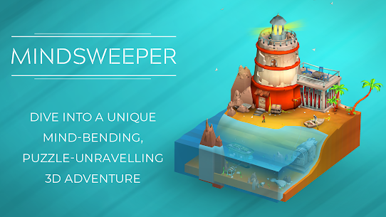 Mindsweeper: Puzzle Adventure App Download For Android and iPhone 1