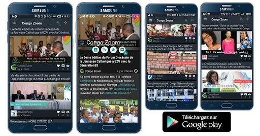 Congo Zoom - News Tourism Debates Opportunities ss2
