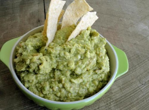 """Quirky Guacamole """"I was tired of the old hum drum guacamole. I..."""
