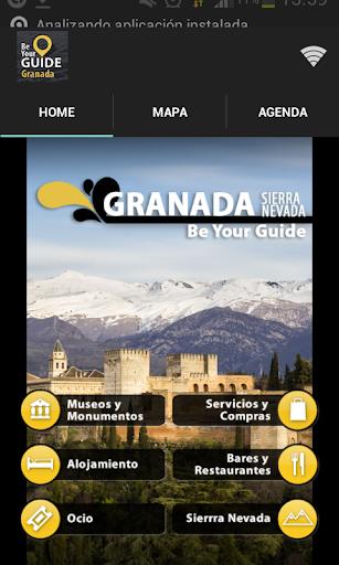 Be Your Guide - Granada