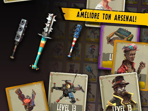 Télécharger Dead Island: Survivors - Zombie Tower Defense  APK MOD (Astuce) screenshots 5