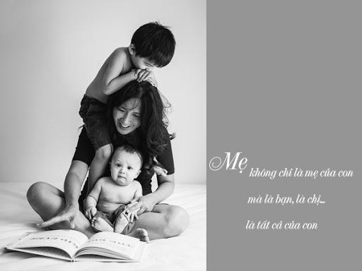 Cảm nghĩ về mẹ những lời chân thật tự đáy lòng con trẻ