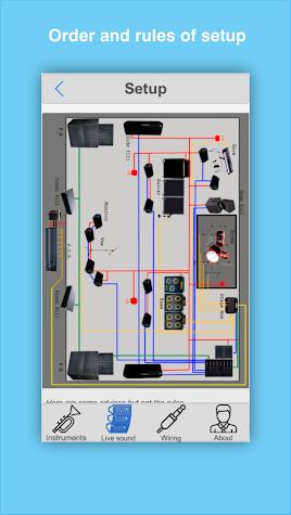 Sound engineering Screenshot