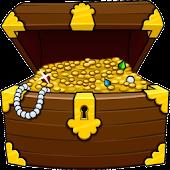 Treasure Gold Map Hunting