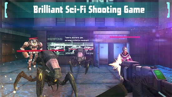 Modern Frontline: FPS Shooter- screenshot thumbnail