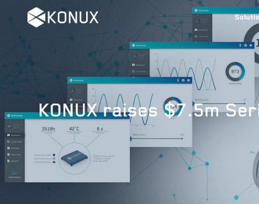 KONUX raises $7.5m Series A cover image