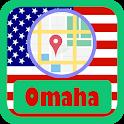 USA Omaha City Maps icon
