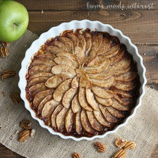 Spiced Scalloped Apples.