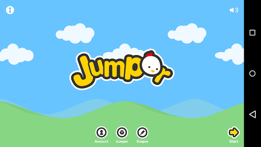 Jumper: Create your own stage