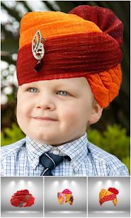 Rajasthani Turban Changer Photo Editor - náhled