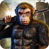 Apes Revenge Android APK Download Free By Toucan Games 3D