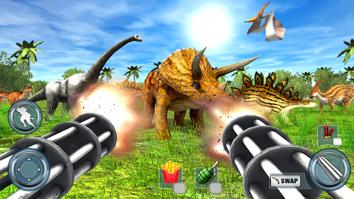 Dinosaur Hunter 2018 Free apkmr screenshots 7