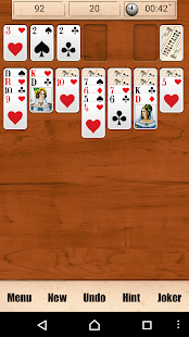 Solitaire free Card Game- screenshot thumbnail