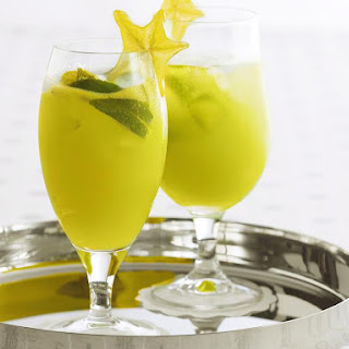 Star Fruit Cocktail Recipes.