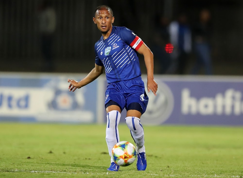 Nazeer Allie eyeing a second title with Maritzburg