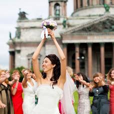 Wedding photographer Lyubov Romashko (romashka120477). Photo of 19.05.2014
