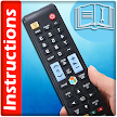 Instrcutions for tv remote APK