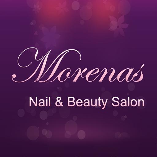 生活App|Morenas Nail and Beauty Salon LOGO-3C達人阿輝的APP