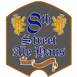 Logo of 8th Street Schwarzbier