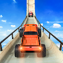 Mad Monster Truck Ramp Challenge icon