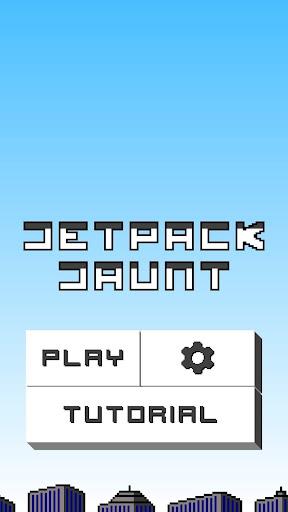 Jetpack Jaunt  captures d'écran 1