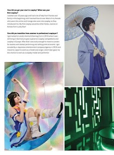 Cosplay Culture Magazine- screenshot thumbnail