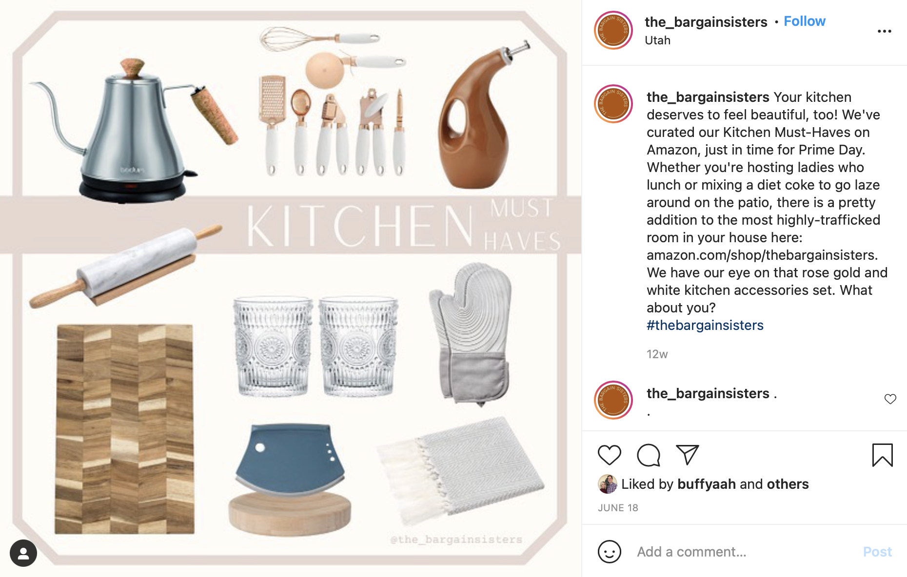 what to put on wedding registry: kitchen items