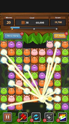 Jungle Match Puzzle screenshots 18