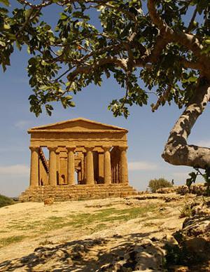 Temple palerme