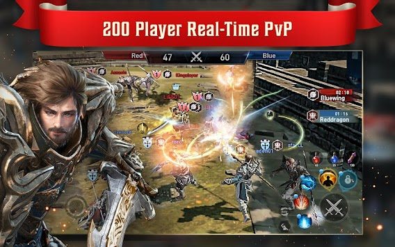 Lineage 2: révolution apk screenshot