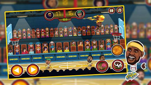 Basketball Legends PvP : Dunk Battle screenshots 4