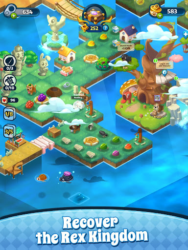 Mahjong Magic Fantasy : Tile Connect 0.200927 screenshots 19